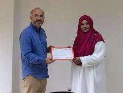 International Islamic University of Malaysia visits SDU